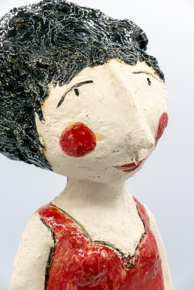 poterie, piece unique, fabiennegilles, photo fabiennecarreira