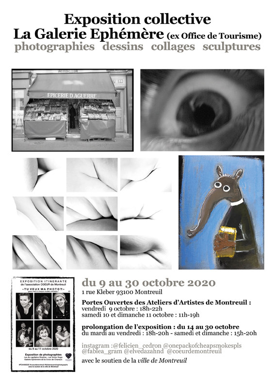 expo collective et itinérante